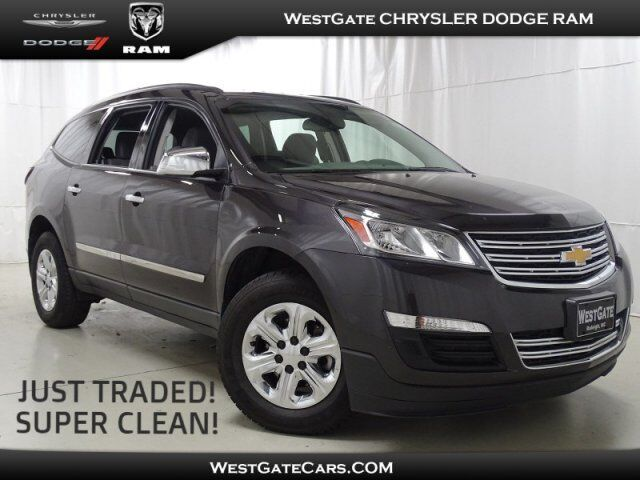2016 Chevrolet Traverse LS Raleigh NC