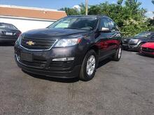 2016_Chevrolet_Traverse_LS_ Raleigh NC