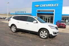 2016_Chevrolet_Traverse_LT_ Rochester IN