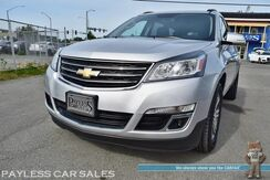 2016_Chevrolet_Traverse_LT / AWD / Heated Seats / Auto Start / Bose Speakers / Rear Captain Chairs / 3rd Row / Seats 7 / Bluetooth / Back Up Camera / Cruise Control / 22 MPG_ Anchorage AK