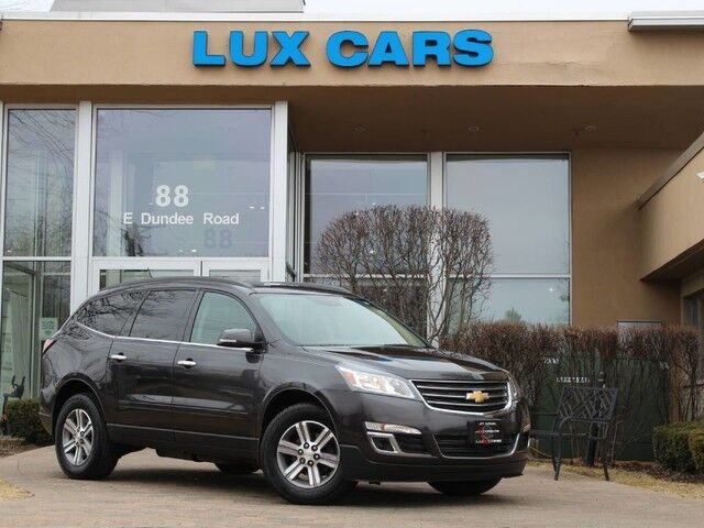 2016_Chevrolet_Traverse_LT NAV 3RD ROW_ Buffalo Grove IL