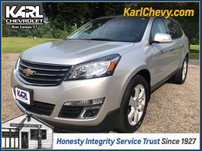 2016_Chevrolet_Traverse_LT_ New Canaan CT