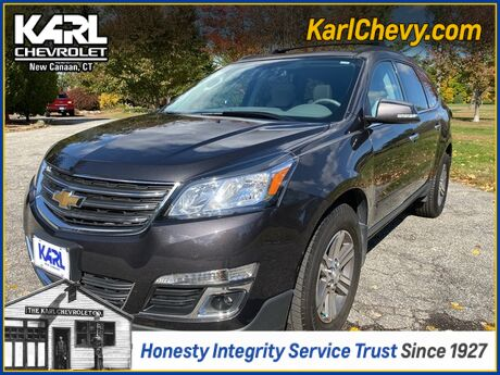 2016 Chevrolet Traverse LT New Canaan CT