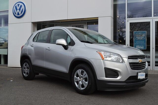 2016 Chevrolet Trax LS White Plains NY