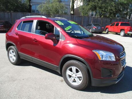 2016 Chevrolet Trax LT AWD Houston TX