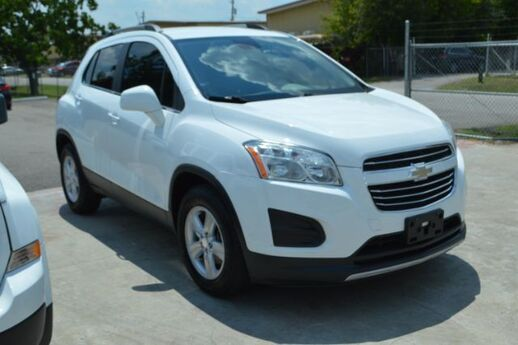 2016 Chevrolet Trax LT FWD Houston TX