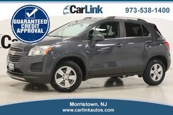 2016_Chevrolet_Trax_LT_ Morristown NJ