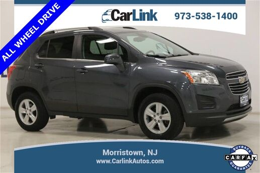 2016 Chevrolet Trax LT Morristown NJ