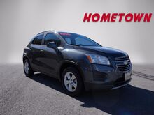 2016_Chevrolet_Trax_LT_ Mount Hope WV