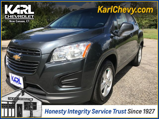 2016 Chevrolet Trax LT New Canaan CT