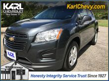 2016_Chevrolet_Trax_LT_ New Canaan CT