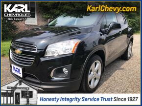 2016_Chevrolet_Trax_LTZ_ New Canaan CT