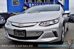 2016_Chevrolet_Volt_LT / Automatic / Auto Start / Bluetooth / Back-Up Camera / Cruise Control / 43 MPG / 1-Owner_ Anchorage AK