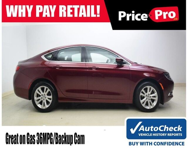 2016 Chrysler 200 Limited Maumee OH
