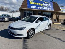 2016_Chrysler_200_Limited_ Murray UT