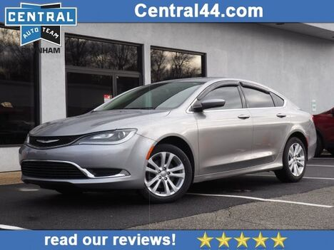 2016_Chrysler_200_Limited Platinum_ Raynham MA