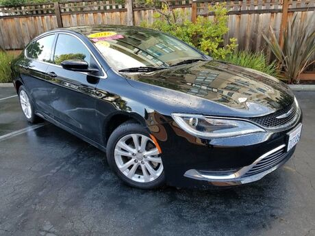 2016 Chrysler 200 Limited Redwood City CA