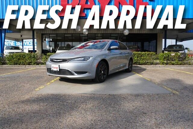 2016 Chrysler 200 Limited Weslaco TX