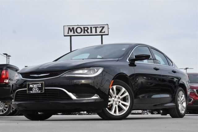 2016 Chrysler 200 Limited Fort Worth TX