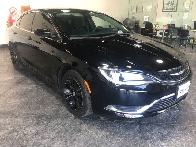 2016_Chrysler_200_Limited_ San Jose CA