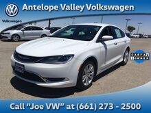 2016_Chrysler_200_Limited_ Palmdale CA