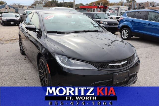 2016 Chrysler 200 S Fort Worth TX