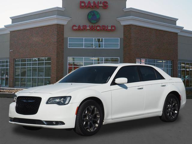 2016 Chrysler 300 S Bridgeport Wv 24074123