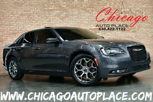 2016 Chrysler 300S AWD Alloy Edition - BEATS AUDIO PANO ROOF KEYLESS GO BLACK LEATHER HEATED SEATS BACKUP CAMERA BLUETOOTH STREAMING APPS Bensenville IL
