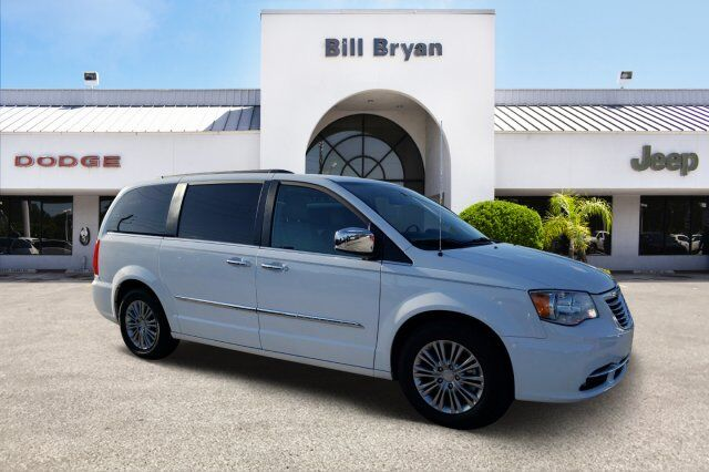 2016 Chrysler Town & Country 4DR WGN TOURING-L Leesburg FL