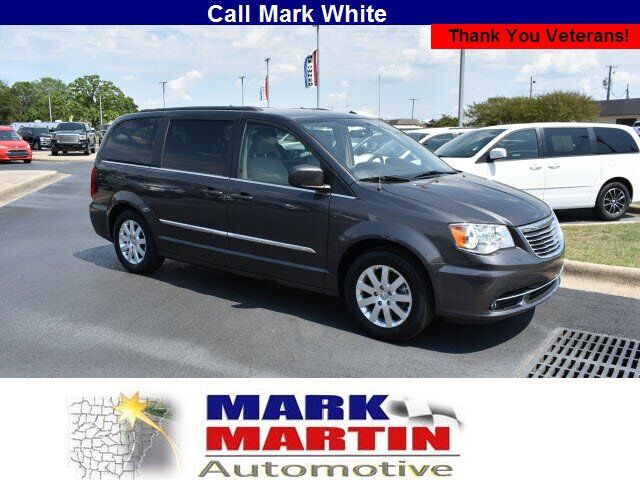 2016 Chrysler Town Country Touring Batesville Ar