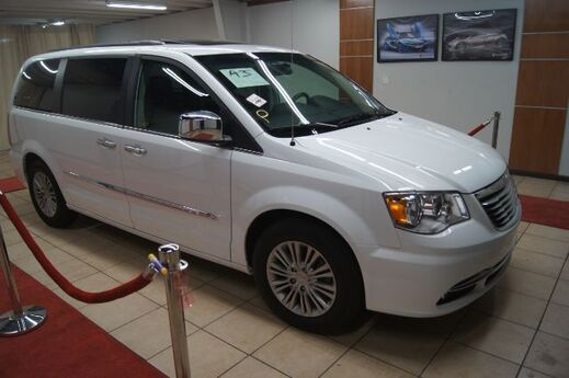 2016 Chrysler Town & Country Touring-L Charlotte NC