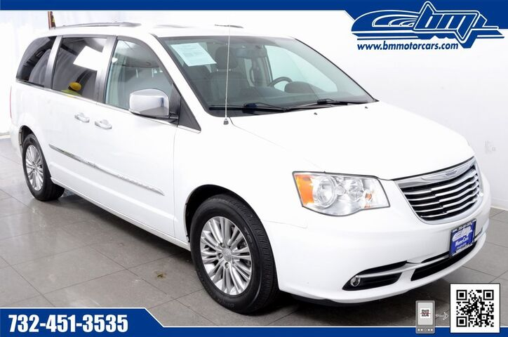 2016 Chrysler Town & Country Touring-L Rahway NJ