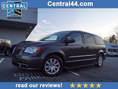 2016_Chrysler_Town & Country_Touring_ Raynham MA