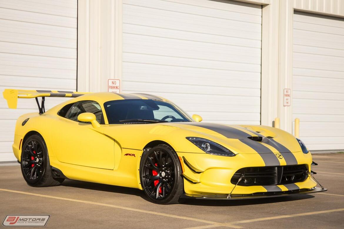 2016 Dodge ACR Extreme  Tomball TX