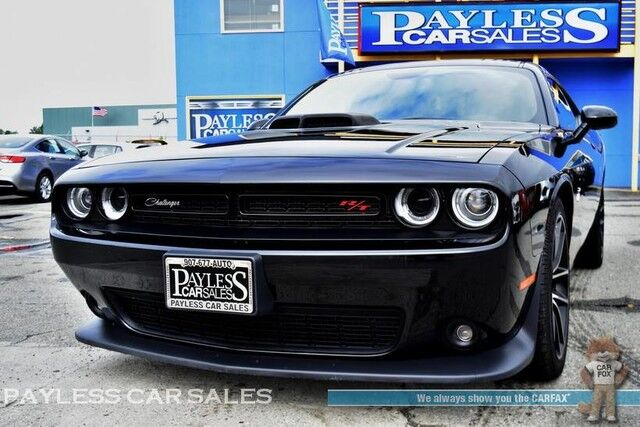 2016 Dodge Challenger 392 Hemi Scat Pack Shaker 6 Spd Manual