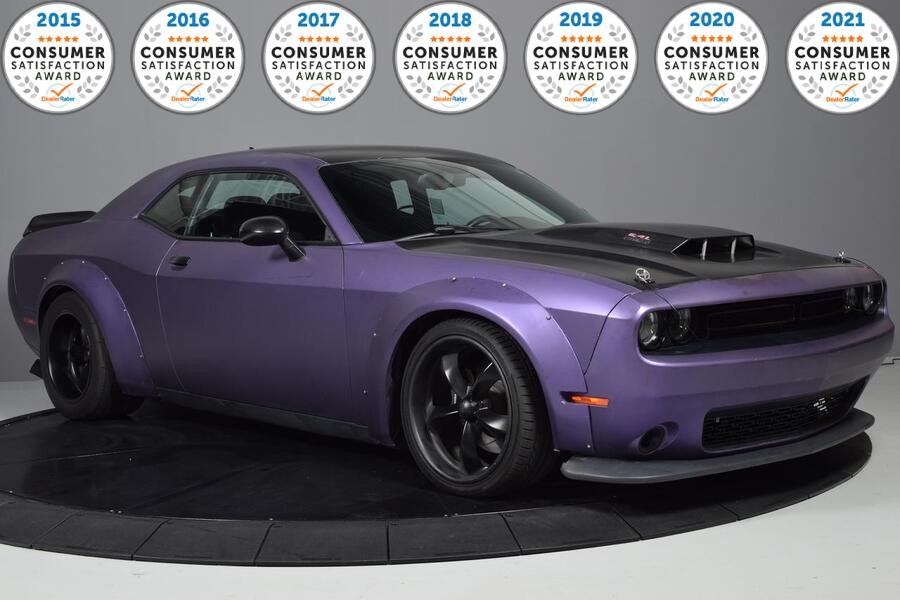 2016_Dodge_Challenger_R/T Scat Pack_ Glendale Heights IL
