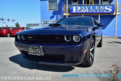 2016_Dodge_Challenger_R/T Shaker / 6-Spd Manual / 5.7L HEMI V8 / Shaker Hood Scoop / Auto Start / Uconnect Bluetooth / Back Up Camera / Only 8k Miles_ Anchorage AK