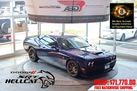 2016_Dodge_Challenger_SRT Hellcat_ Chantilly VA