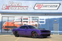 2016 Dodge Challenger SRT Hellcat Plum Crazy