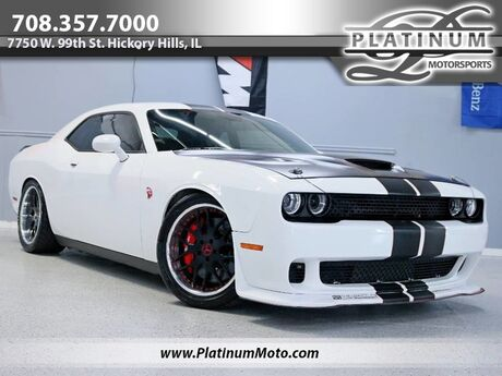 2016 Dodge Challenger SRT Hellcat Whipple Supercharged 930+HP Dyno Lowered Over $30k Spent Fully Loaded Hickory Hills IL