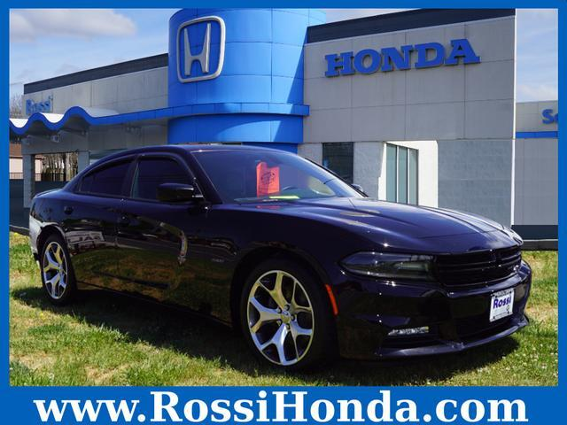 Pay Roadandtrack Com >> 2016 Dodge Charger R T Road And Track