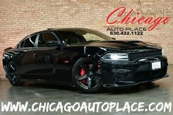2016_Dodge_Charger_SRT 392 - ORIGINAL MSRP: $62,255 TECHNOLOGY PACKAGE 6.4L V8 SRT HEMI ENGINE HARMAN/KARDON AUDIO RED SEAT BELTS NAVIGATION BACKUP CAMERA SUNROOF XENONS_ Bensenville IL