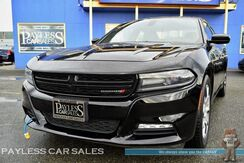 2016_Dodge_Charger_SXT / AWD / Power Heated Seats / Alpine Speakers / Auto Start / Uconnect Bluetooth / Back Up Camera / 1-Owner_ Anchorage AK