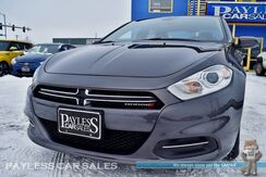 2016_Dodge_Dart_Aero / Automatic / 8.4 Touchscreen Navigation / Uconnect Bluetooth / Back Up Camera / Block Heater / 16 Wheels / 40 MPG / 1-Owner_ Anchorage AK