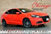 2016 Dodge Dart RALLYE - 2.4L I4 MULTIAIR ENGINE FRONT WHEEL DRIVE NAVIGATION BACKUP CAMERA KEYLESS GO PREMIUM BLACK CLOTH SEATS DUAL OUTLET EXHAUST LEATHER WRAPPED STEERING WHEEL