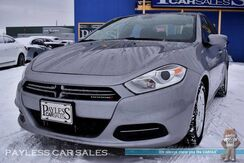2016_Dodge_Dart_SE / Automatic / Power Mirrors Windows & Locks/ Air Conditioning / Bluetooth / Cruise Control / Pioneer Deck / 36 MPG / Block Heater_ Anchorage AK