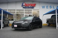 2016_Dodge_Dart_SXT Sport Blacktop_ Harlingen TX
