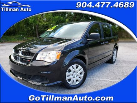 2016_Dodge_Grand Caravan_American Value Pkg_ Jacksonville FL