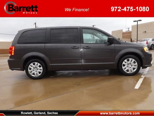 2016 Dodge Grand Caravan SE Garland TX