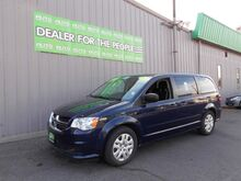 2016_Dodge_Grand Caravan_SE_ Spokane Valley WA